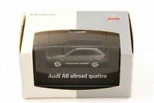 1:87 Audi A6 Allroad Quattro C6 Condor Gray - Dealer Edition - Herpa