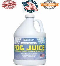 Fog Machine Fluid – Made In Usa Produces Long-Lasting 400 Watt to 1500 Machines