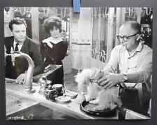 IRMA LA DOUCE Jack Lemmon Shirley Maclaine Billy Wilder 1963 Orig. Press Photo