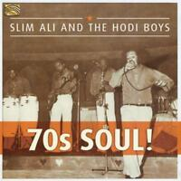 Slim Ali & The Hodi Boys - 70s Soul Nuevo CD
