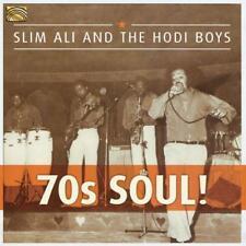 Slim Ali & THE hodi BOYS - 70s SOUL NUEVO CD
