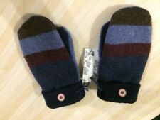 Handmade Upcycled Mittens Gloves Wooly Winter Wonders from Canada New with Tags