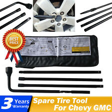 Spare Tire Tool Kit Replacement Tools for Chevrolet GMC Cadillac 22969377