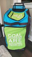 New listing OBO Stand Up Wheelie Field Hockey Goalie Equipment Bag