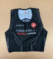 Castelli Women's Tri Singlet Top Size Xsmall New