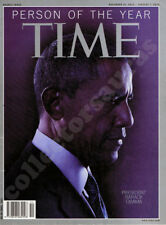 US President BARACK OBAMA - TIME magazine cover ONLY - A4 size HQ print