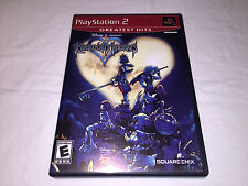 Kingdom Hearts (Playstation PS2) GH Disney Squaresoft Game Complete Excellent!