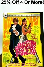 New listing Austin Powers: International Man of Mystery (Dvd, 1997)~25% Off 4 Or More!