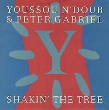 "YOUSSOU N'DOUR & PETER GABRIEL - SHAKIN' THE TREE: 7"" SINGLE (NEW/UNPLAYED)"