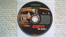 ESPN NHL Hockey (Microsoft Xbox, 2003)