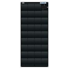 Semi Flexible Solar Panel SOLARA Power Marine S525M35 120W 12V Made in Germany