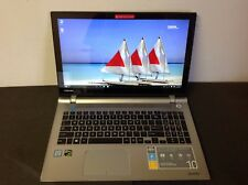 "Toshiba Satellite S55T-C5327 15.6"" - i7-6700HQ 2.60GHz - 512GB SSD - 16GB -Win10"