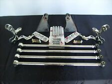 Ford 1932 onwards S/S Front 4 Bar Kits