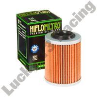 HF152 oil filter Aprilia ETV RST RSV SL Tuono 1000 Mille Capo Nord HiFlo Filtro