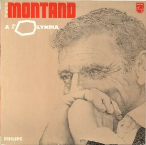 Yves Montand A L'Olympia