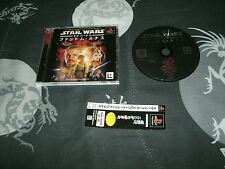 Star Wars: Episode I: The Phantom Menace Import PlayStation, PS2 And BC PS3's