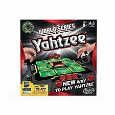 World Series Of Yahtzee Dice Electronic Board Game - New / Sealed