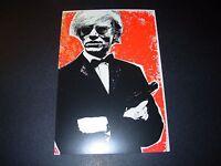 BLUNT GRAFFIX Art 8X10 FROM DUSK TIL DAWN tarantino like poster print postcard