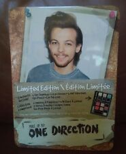 One Direction Makeup with Louis Tomlinson's Picture