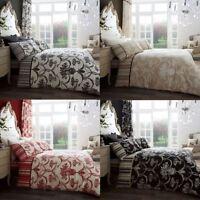 Richmond Vintage Style Luxurious Duvet Covers Quilt Cover Reversible Bedding Set
