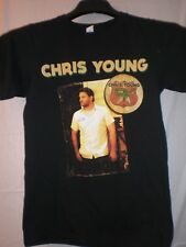 Chris Young Tour T SHIRT SMALL