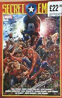 Secret Empire Marvel Graphic Novel Comic Book