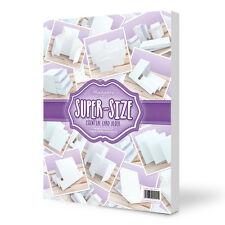 Hunkydory - Supersize Essential Card Block A3 - Adorable Scoreboard