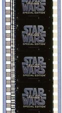 35mm Feature Film Movie Trailer : Star Wars Trilogy Special Edition (1997) Ver B