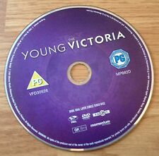 DVD: The YOUNG VICTORIA - Rated PG - disc only - replacement