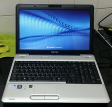 TOSHIBA SATELITE L500 -16M (500GB HDD, 4GB RAM, INTEL CELERON) LAPTOP