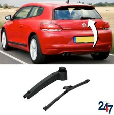 NEW VW SCIROCCO 2008 - 2014 REAR WINDOW WIPER ARM AND 260MM BLADE SET 1K8955707