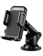 Car Cell Phone Holder Strong Sticky Gel Pad Travel Truck Vehicle Van Mount Mpow
