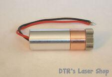 50mW 520nm PL520 Green Copper Laser Module W/Microboost Driver & Aixiz Glass