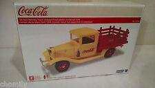 Lindberg 1934 Ford Delivery Truck Coca Cola Plastic Model Kit 1:24