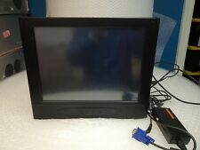 "- GVISION L5AX  L15AX-JA-4520  15"" LCD TOUCH SCREEN MONITOR (W/AC ADAPTER)"