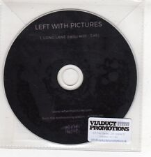 (HF661) Left With Pictures, Long Lane - DJ CD