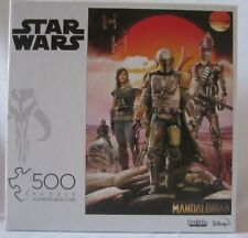 Buffalo/Disney 500 Pc Puzzle Jigsaw Star Wars Bounty Hunting Is A Complicated