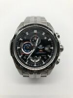 Mens Casio Edifice Red Bull Limited Edition Chronograph Watch EF-565RB-1AVER