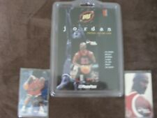 MICHAEL JORDAN PHONE CARDS (3 FOR  1 PRICE).  EACH WORLD COM, NEW, 10 MINUTES