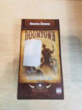 Doomtown: Reloaded: Saddlebag Expansion - AEG Games Board Game New!