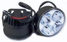 Alquiler De Van Moto 70mm Ronda Led Drl o foglamp Super Brillante Leds Blancos 1 Par