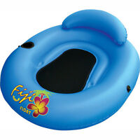 AIRHEAD FIJI FLOAT Tube - 1 Person Lounger NEW AHFF-1 FAST SHIPPING