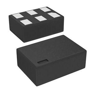 NC7WZ17L6X TinyLogic UHS Dual Buffer, 6-TSOP (MicroPak), Qty.10