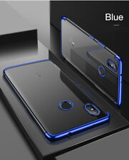 Xiaomi Mi A2 Lite - Ultra Slim Cover Silikonhülle Schutzhülle Handytasche Case B