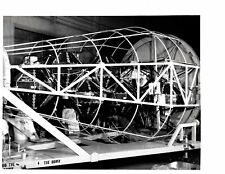 Vintage Air Force Test Range Photographic Laboratory Satellite June 15, 1966 V07