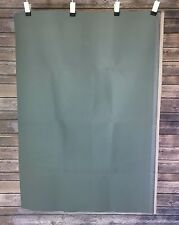 """Fabric Gray Vinyl Cloth 36""""( 1 yd) x 25"""" Wide Material By The Piece"""