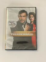 Terence Young's THUNDERBALL (1965) Sean Connery as James Bond 007 Claudine Auger