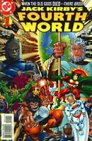 JACK KIRBY'S FOURTH WORLD 1-20 [Complete set with extras; New Gods; John Byrne]