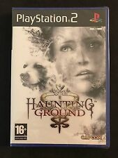 New & Sealed Haunting Ground - Playstation 2 - Europe/ English PAL - Complete!