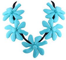 MARNI H&M  Blue Pure Color Necklace